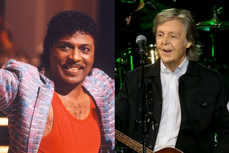 little richard, paul mccartney