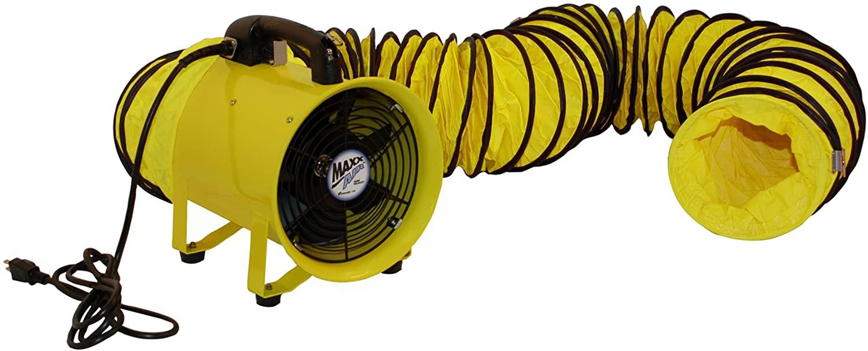 MaxxAir HVHF 12COMBO Heavy Duty Cylinder Fan