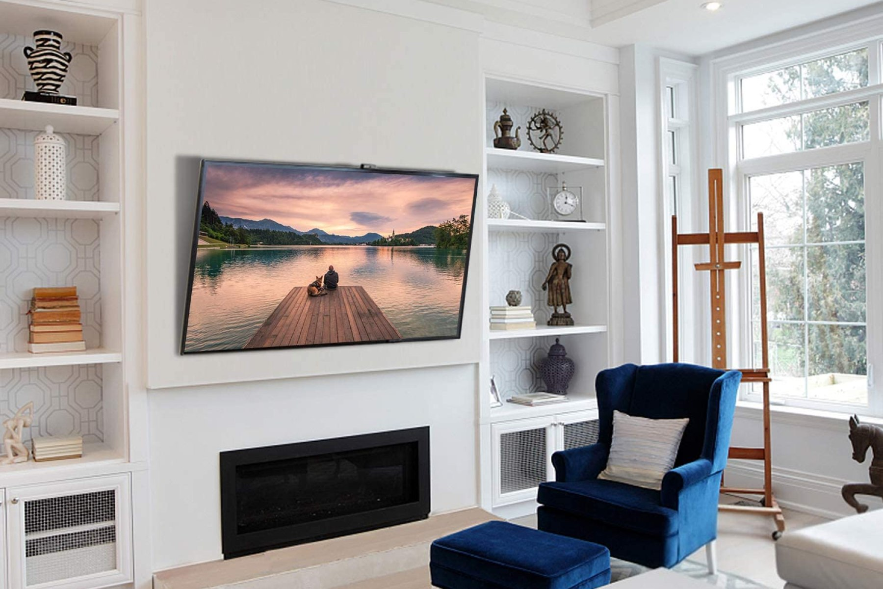 The Best Tv Mounts 2020 How To Mount And Display Your Tv On The Wall Rolling Stone