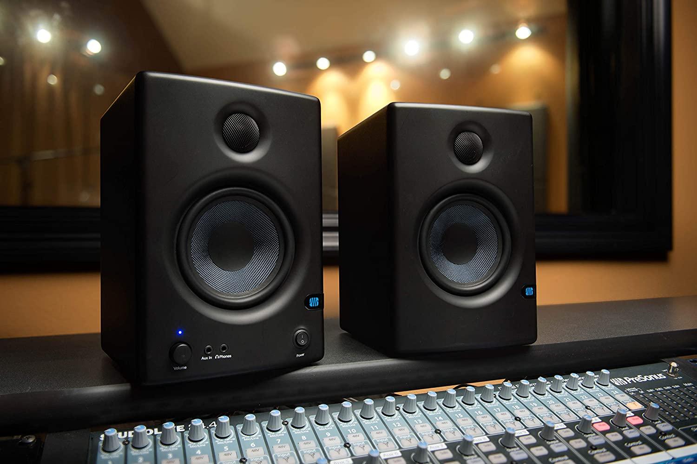 """Presonus E4.5-4.5"""" 2-Way Near Field Studio Monitor"""