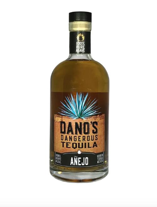 danos dangerous tequila