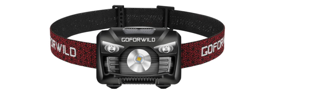 Rechargeable Headlamp, 500 Lumens White Cree LED