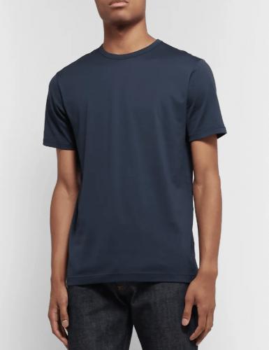 sunspel men's t-shirt