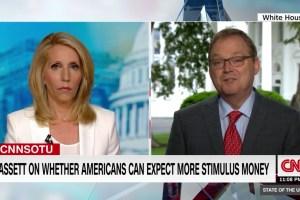 Trump Economic Advisor Reduces Workers to 'Human Capital Stock'
