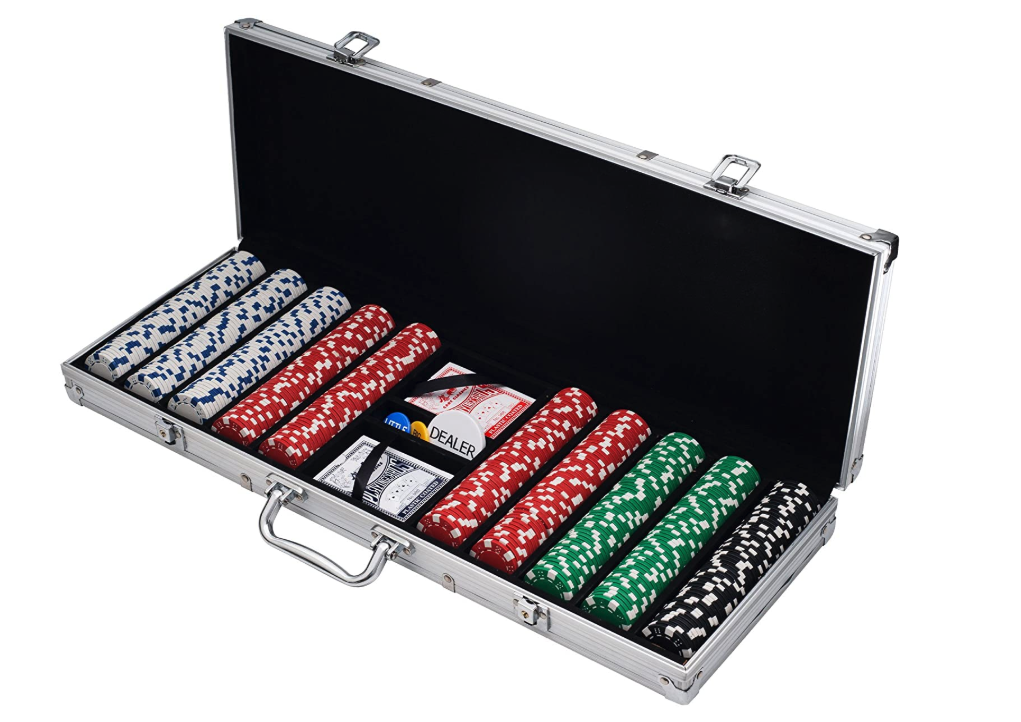 Trademark Poker: Poker Chip Set