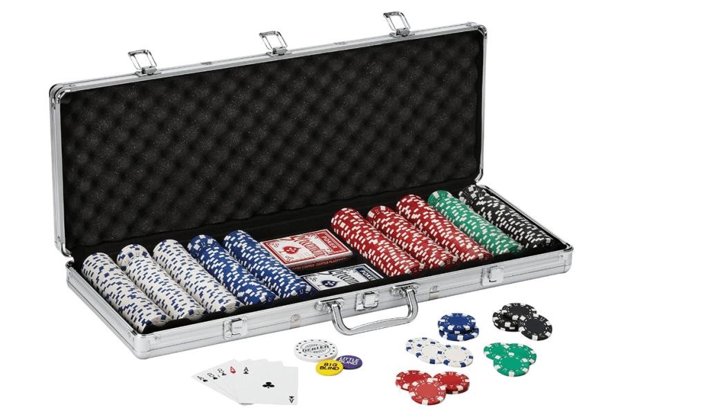 Fat Cat Clay Poker Chip Set