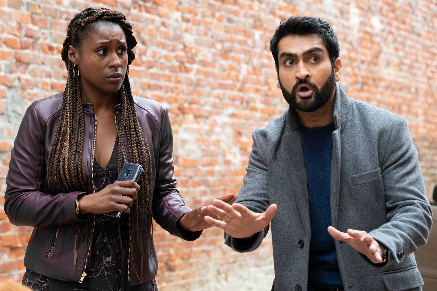 The Lovebirds' Movie Review: When Kumail Met Issa--and Made a ...