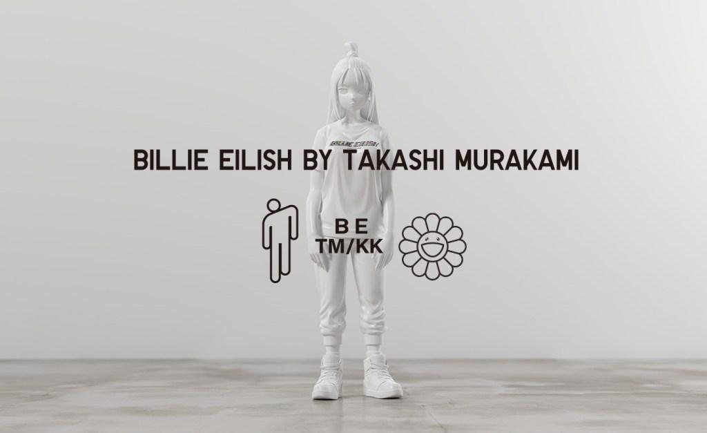 Billie Eilish Unveils Manga-Inspired Murakami Collaboration With UNIQLO