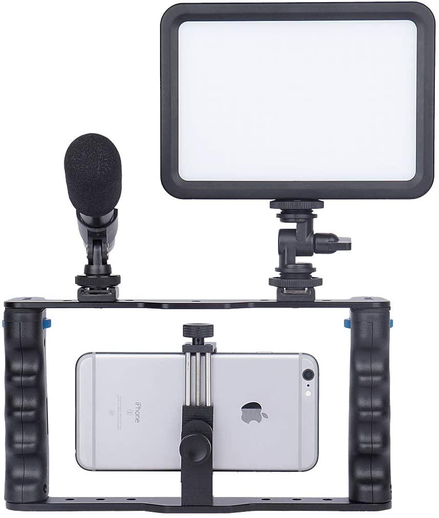 YELANGU Aluminum Smartphone Video Rig