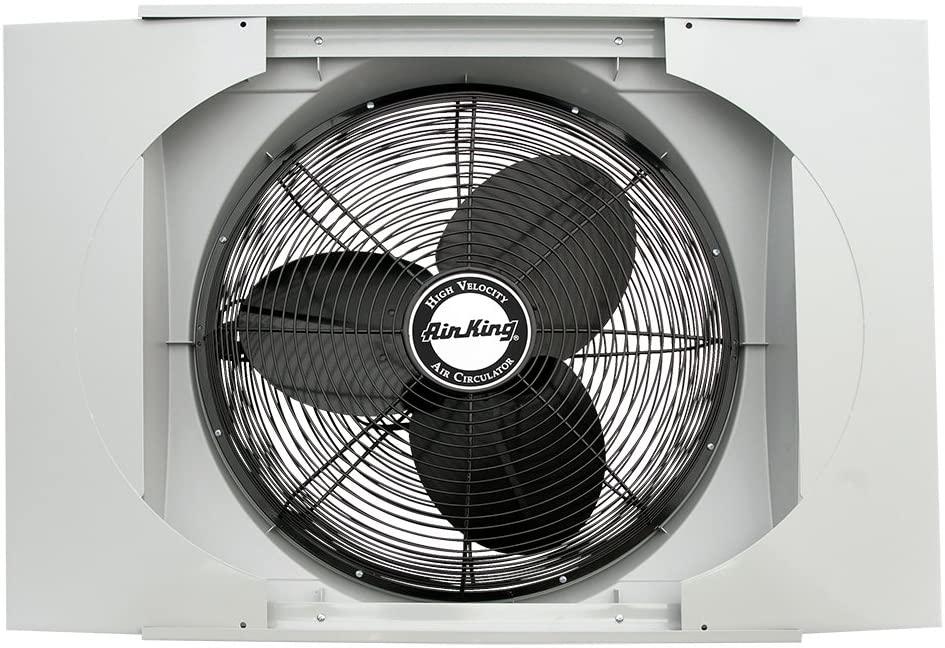 air king whole house window fan