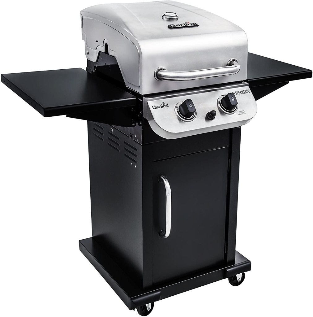 charbroil 2burner propane gas grill