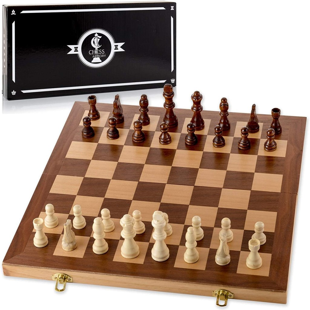 The Best Chess Sets 2021 Beginner Set Vs Competition Playing Board Rolling Stone