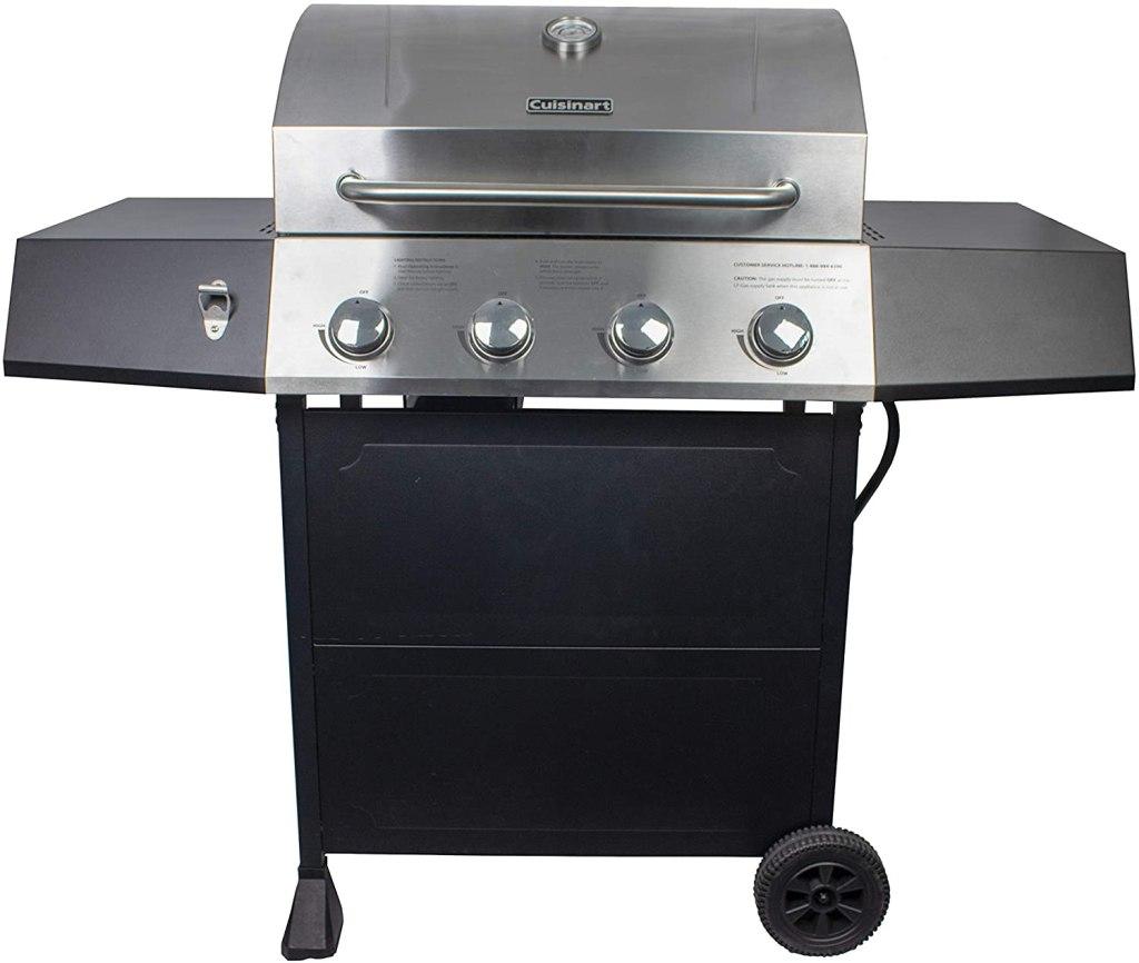 cuisinart 4burner gas grill