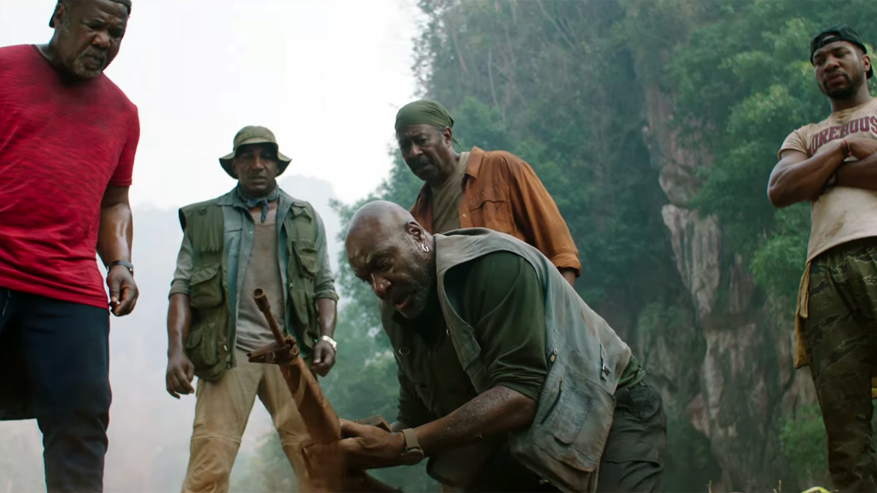 Spike Lee's 'Da 5 Bloods' Takes It Back to Vietnam: Watch the ...