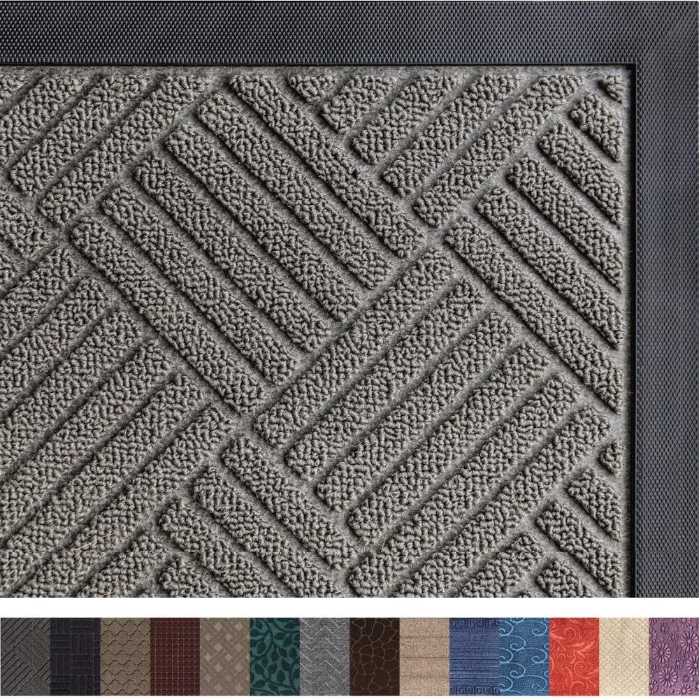 durable rubber doormat