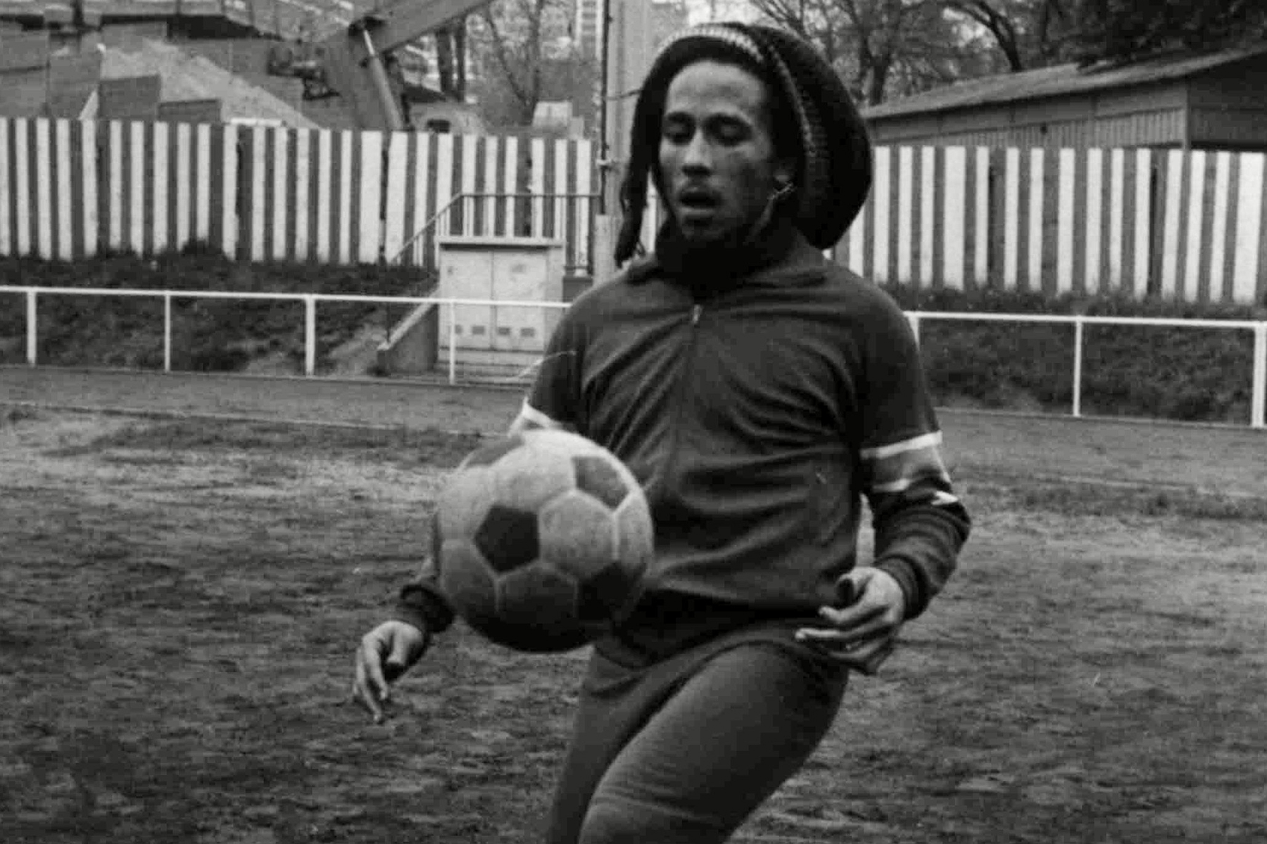 'Rhythm of the Game' Documents Bob Marley's Passion for Soccer