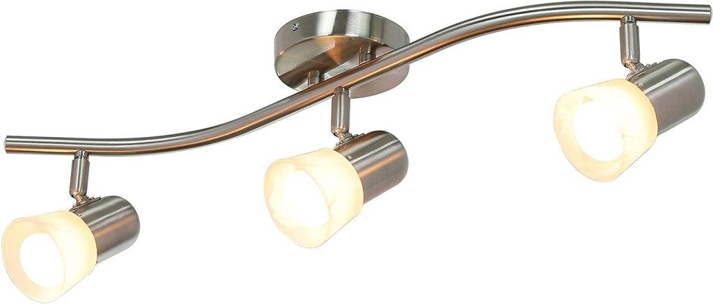 modern bar light track lighting