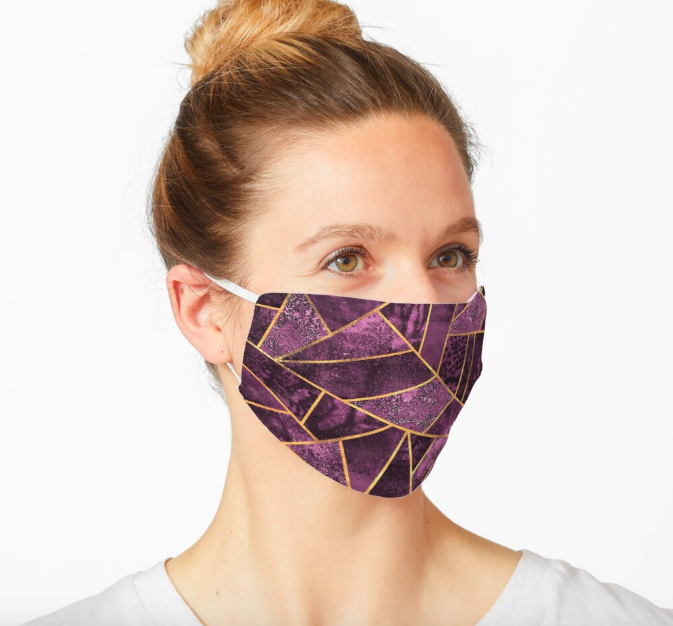 redbubble face masks