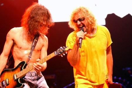 Sammy Hagar Van Halen Will Never Be Finished Rolling Stone
