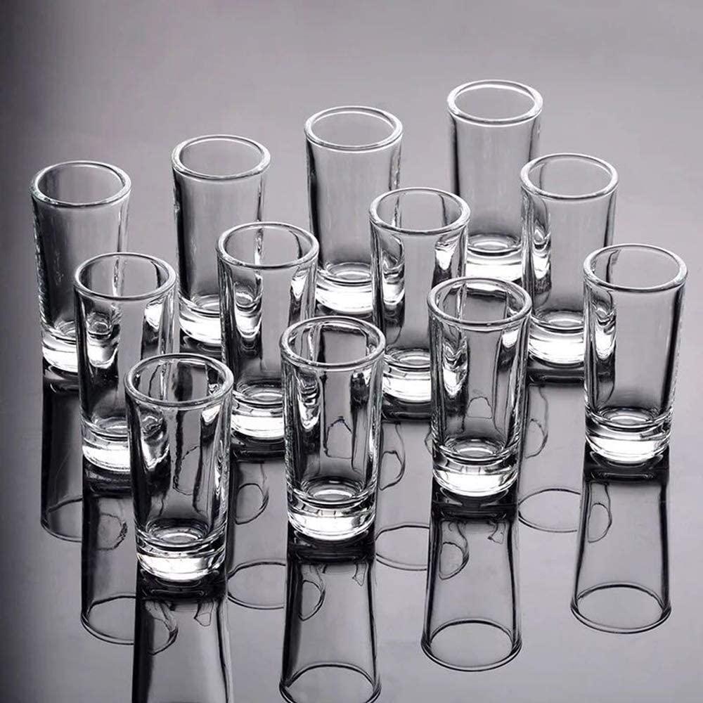 tall shot glass set 1.2 oz