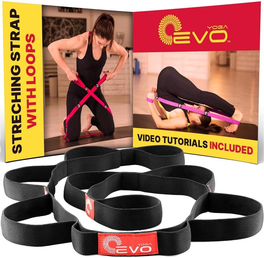 stretching straps