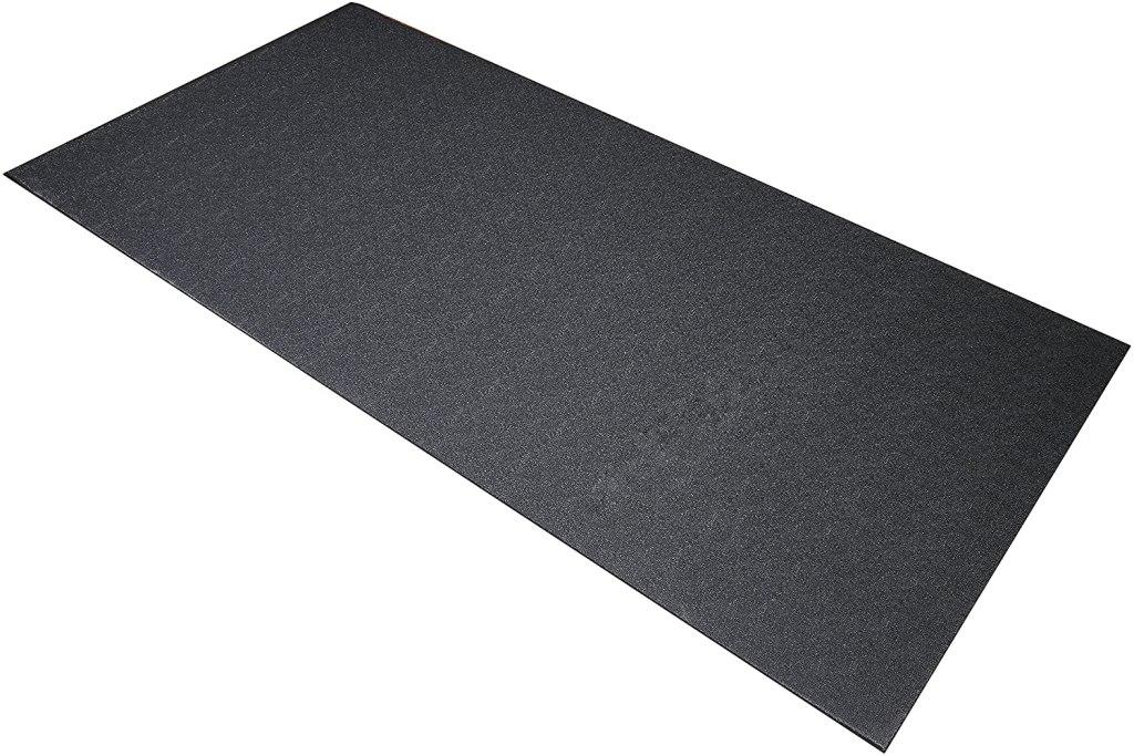 treadmill bike floor mat