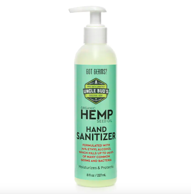 hemp sanitizier