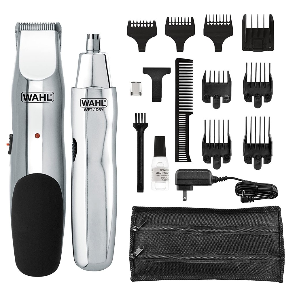 wahl groomsman detailing beard trimmer