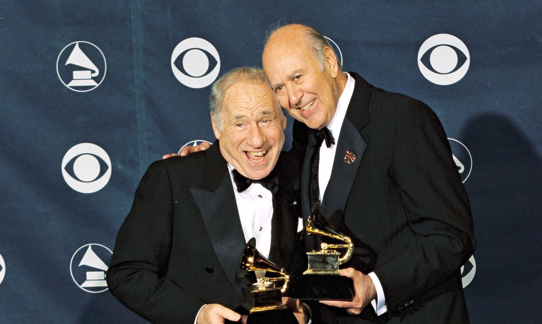 Mel Brooks Pays Tribute to 'Best Friend' Carl Reiner: 'Nobody Could Do it Better' - Rolling Stone thumbnail