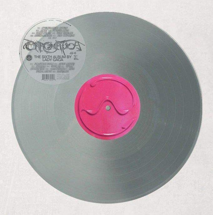 chromatica vinyl