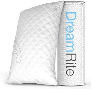 memory foam pillow adjustable
