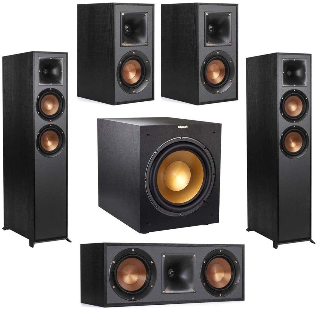 Klipsch speaker bundle