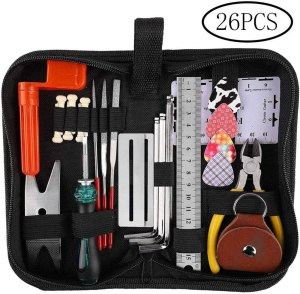 guitar tools rulers tuners