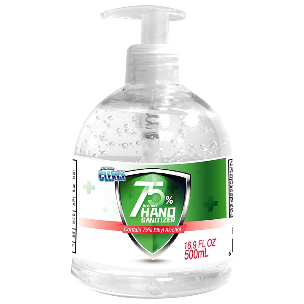 clease hand sanitizer