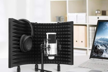 Best Microphone Isolation Shields And Panels For Home Studio Recording Rolling Stone