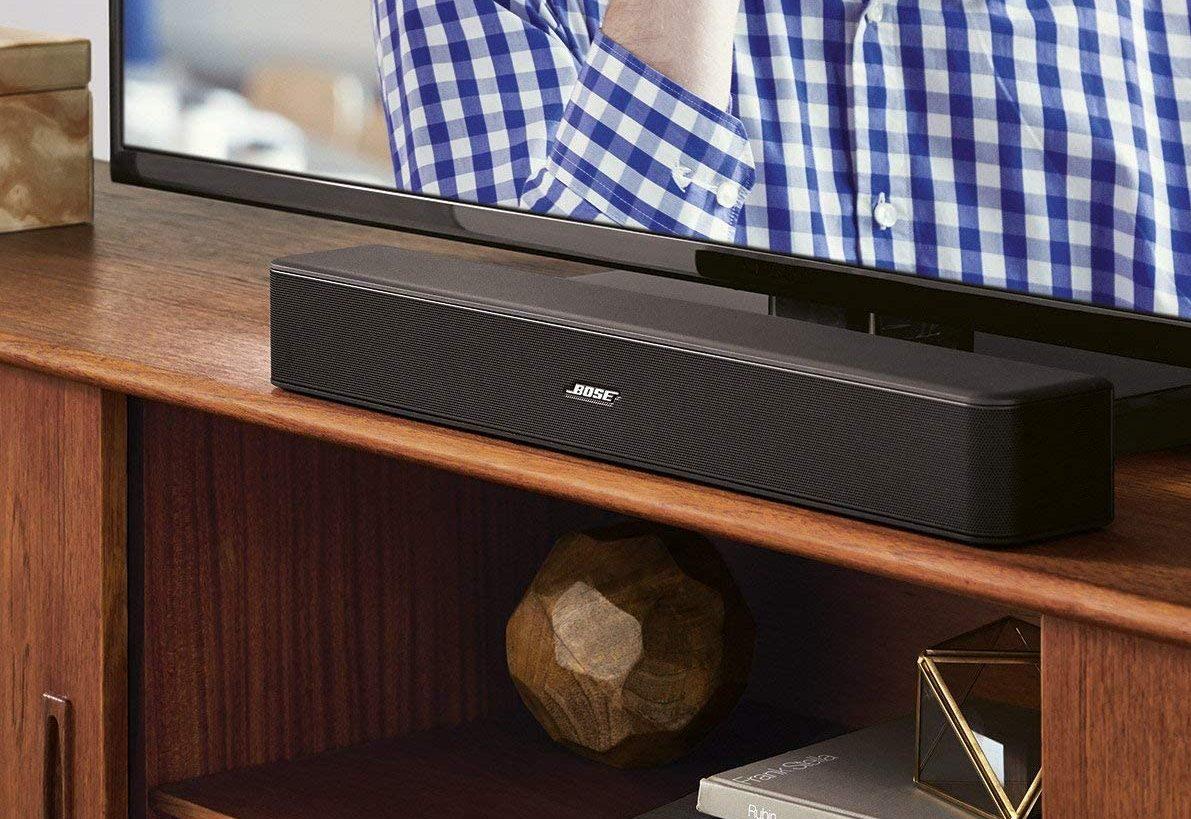 Bose Solo 5 TV Soundbar review