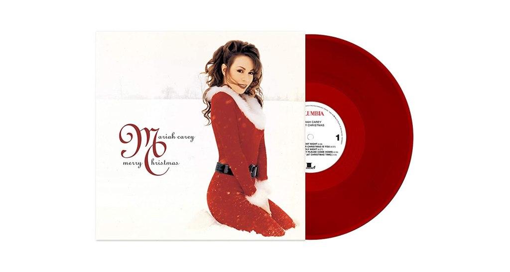 mariah christmas vinyl