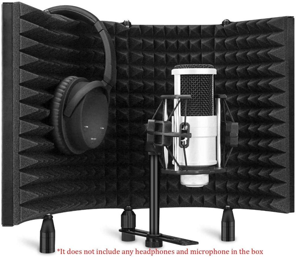 best microphone shield