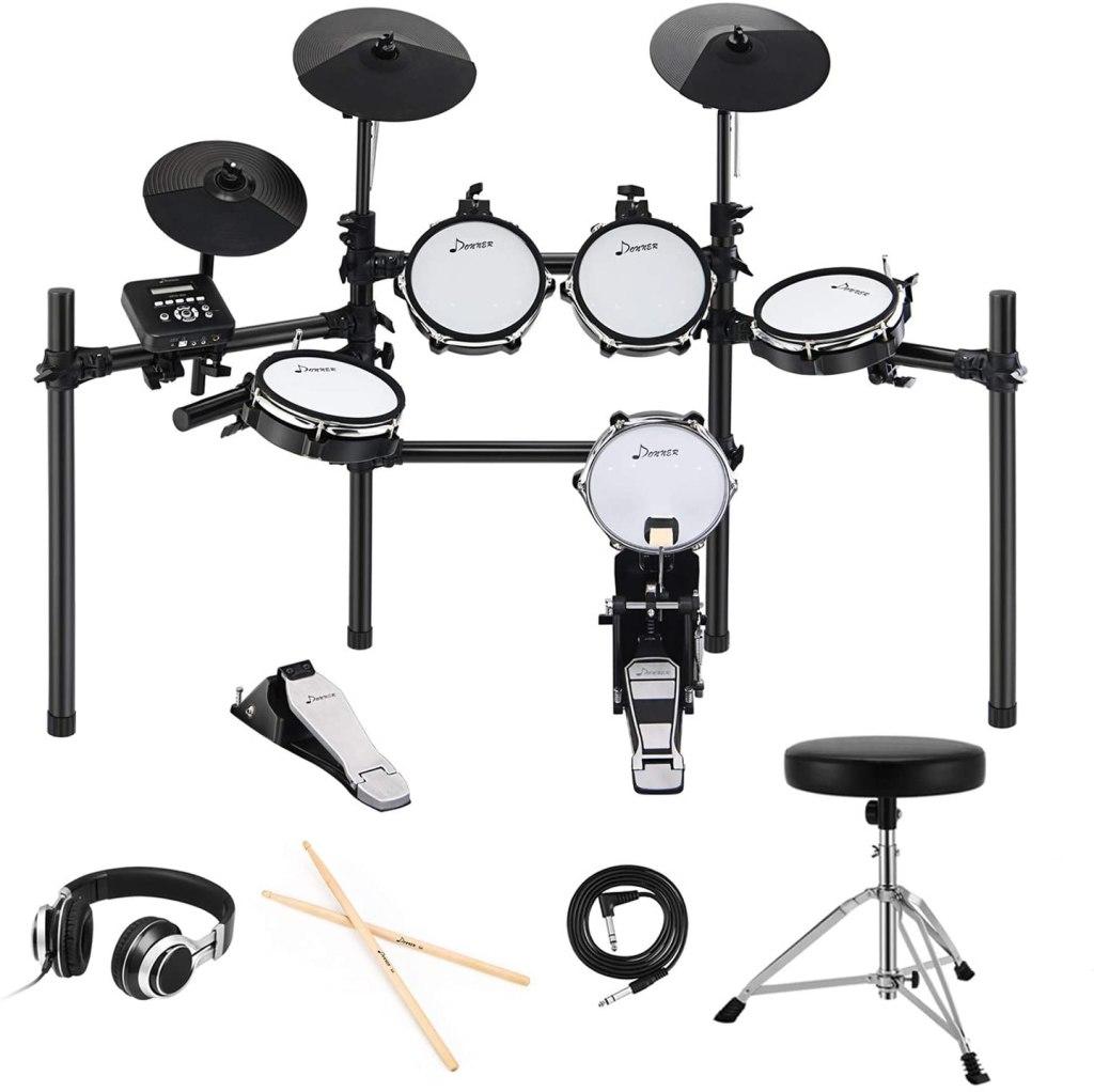 electronic drum kit full