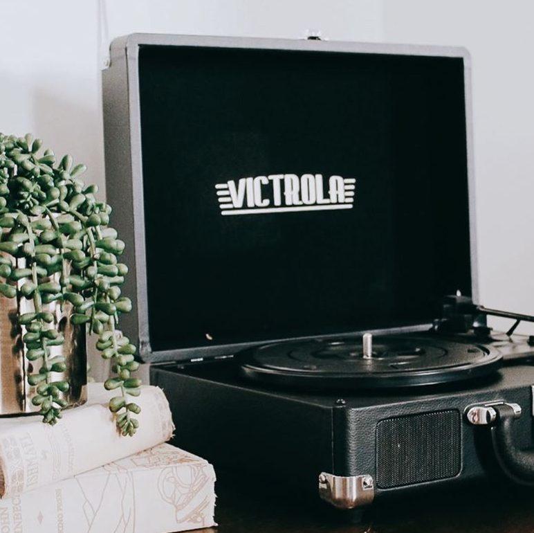 victrola turntable sale