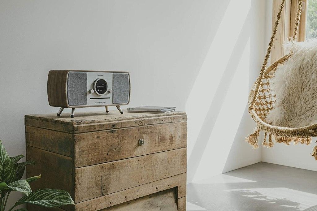 tivoli home audio system