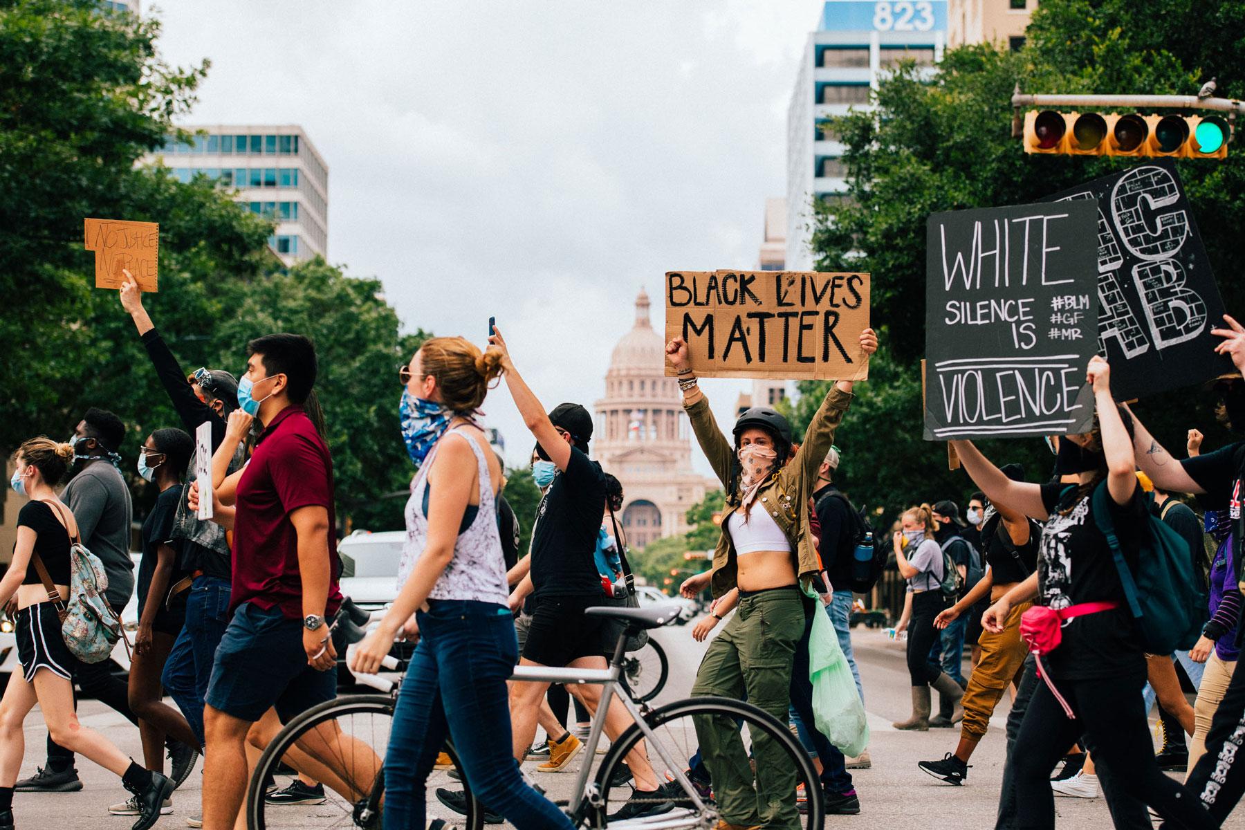 Black Lives Matter - Texas