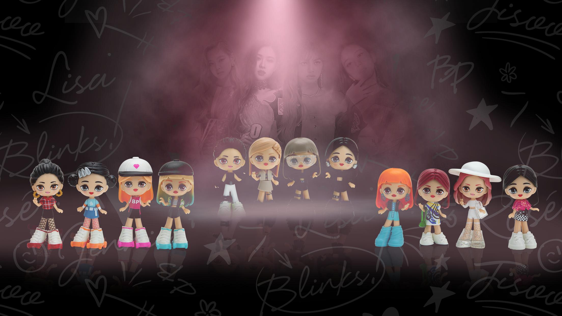 blackpink dolls target