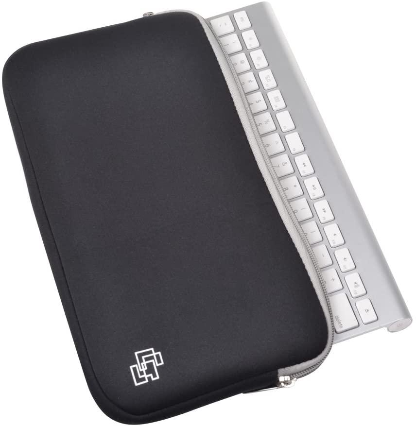 Case Star Black Color Quality Neoprene Keyboard Sleeve