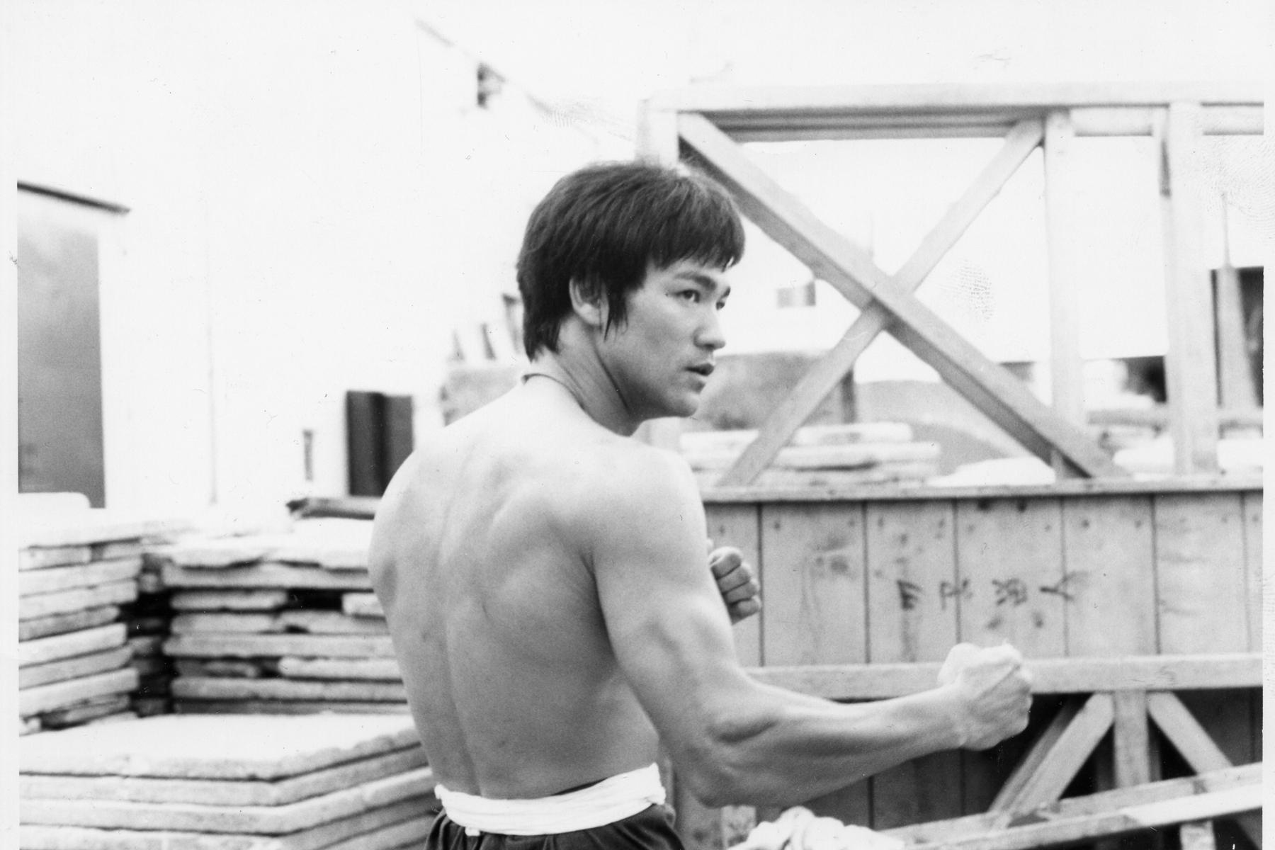 Warrior Kung Fu Legend T Shirt Bruce Lee Martial Arts