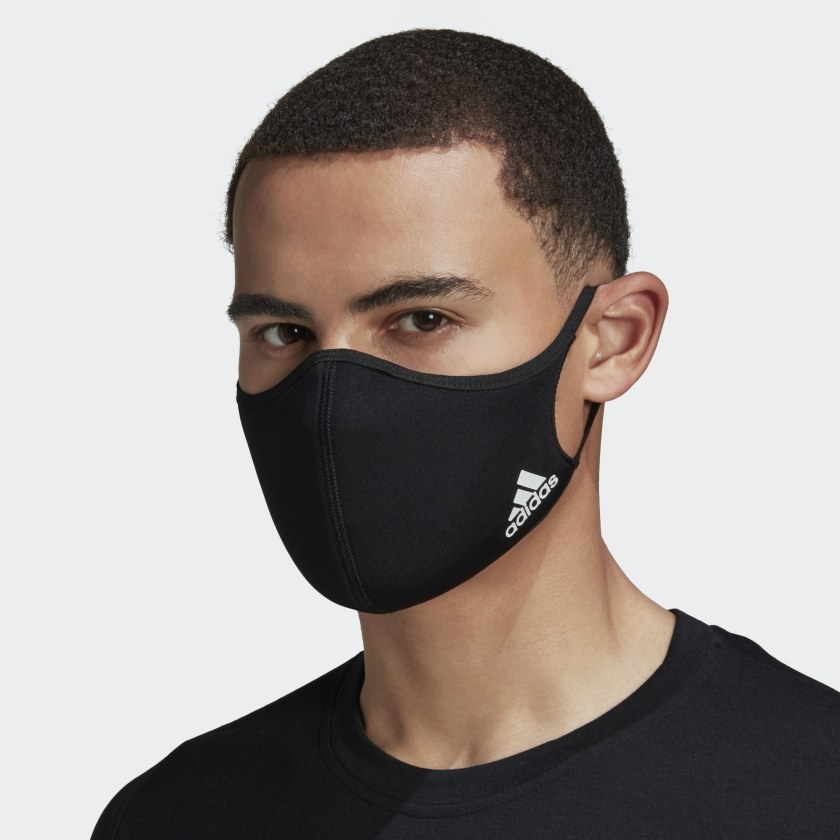 adidas face mask covers for running