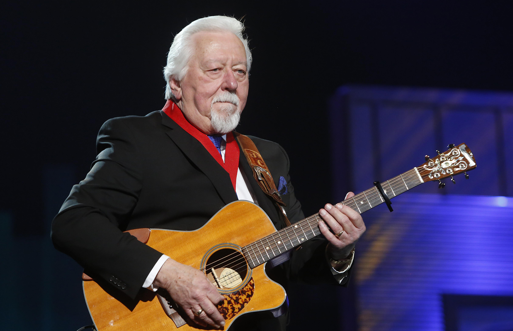 Jimmy Capps, Grand Ole Opry Guitar Icon, Dead at 81 - Rolling Stone thumbnail