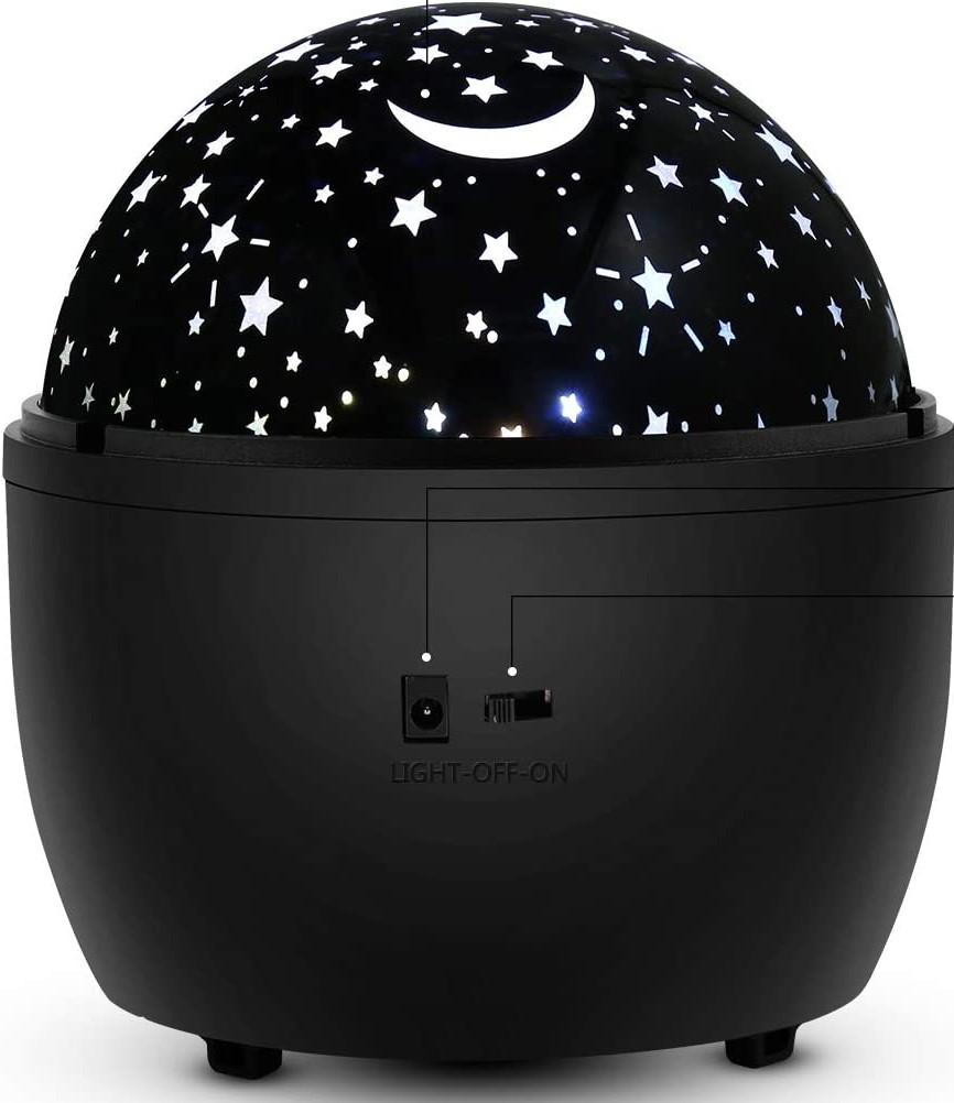 KINGWILL Star Night Light Projectora