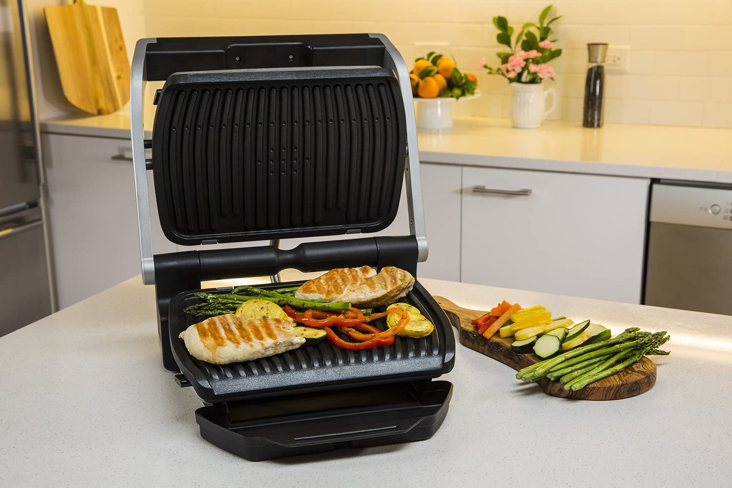 KRUPS Precision Electric Grill