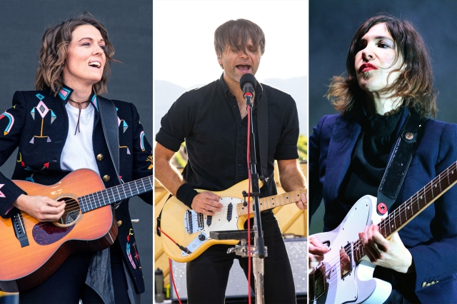 Watch Sleater-Kinney, Ben Gibbard, Brandi Carlile, Perform at COVID-19 Relief Concert.jpg